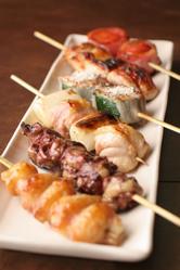 noroshiお試しプラン!常連さんが選ぶ人気お食事10品プラン!